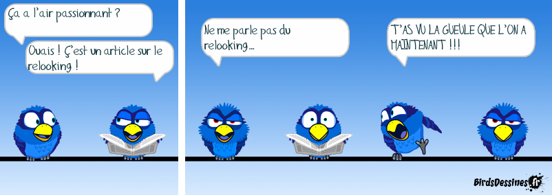 Le relooking