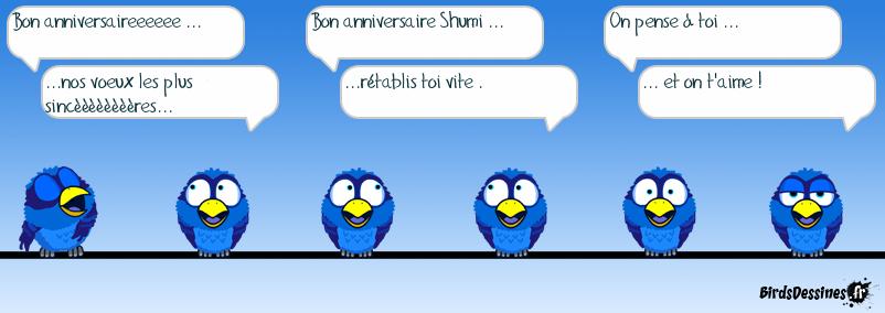 Pour Shumi