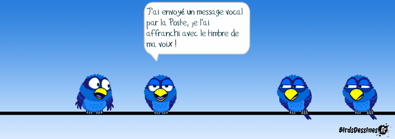 Le message vocal