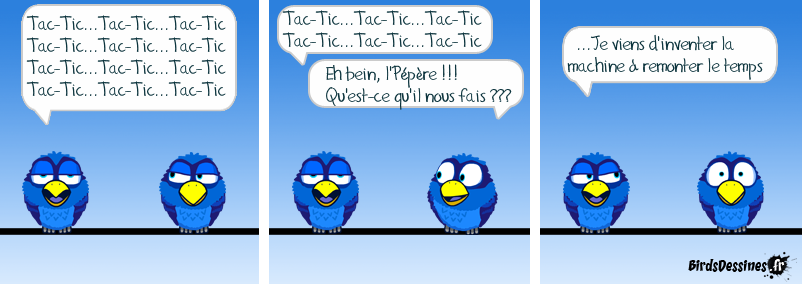 La Tac-Tic du gendarme...