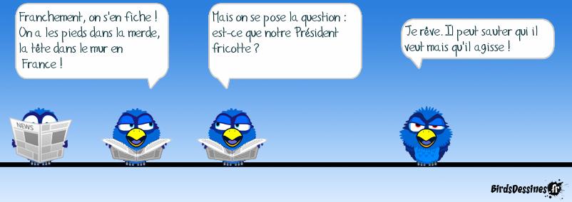 Actualité présidentielle