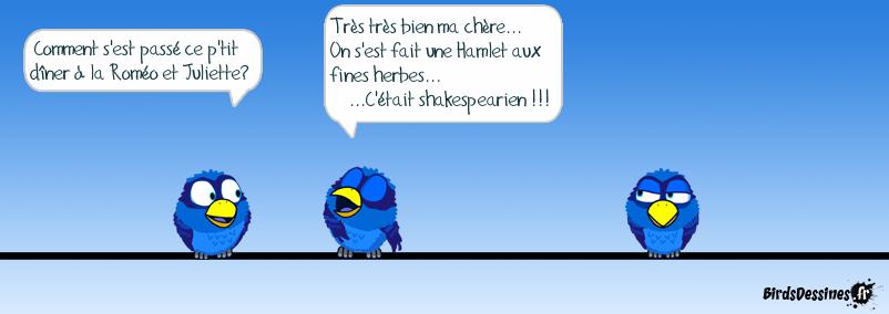 Shakespearier... inspirer...