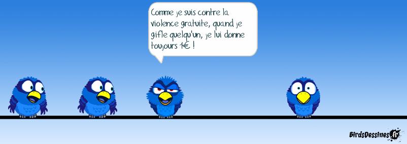 Contre la violence