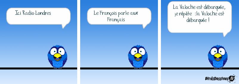 le François parle aux Français
