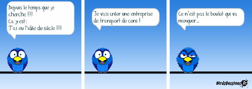 Transport de fonds…