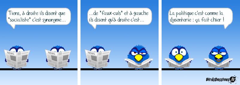 C'est la merde !