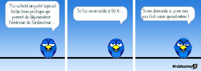 Logiciel belge