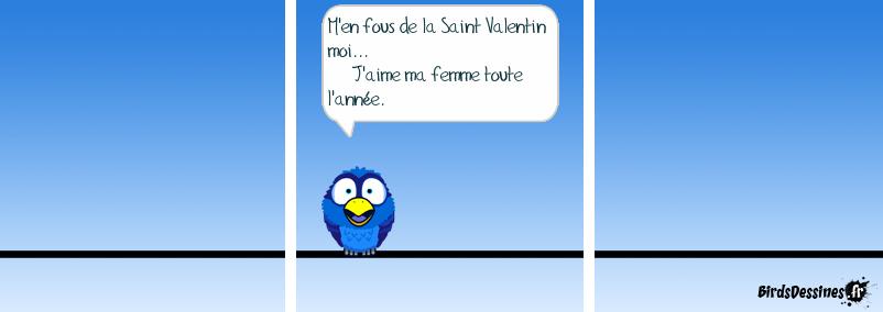 Saint Valentin ou pas ! !!!