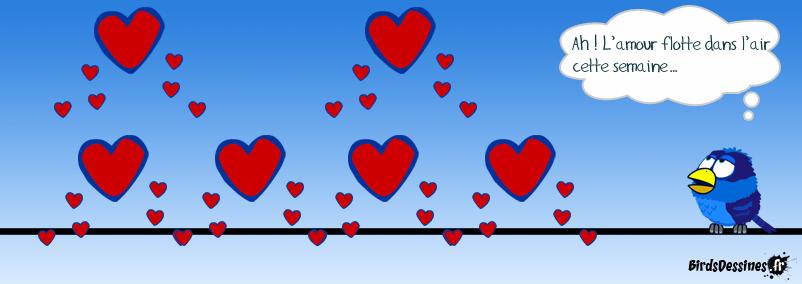 C'est la semaine de l'amour