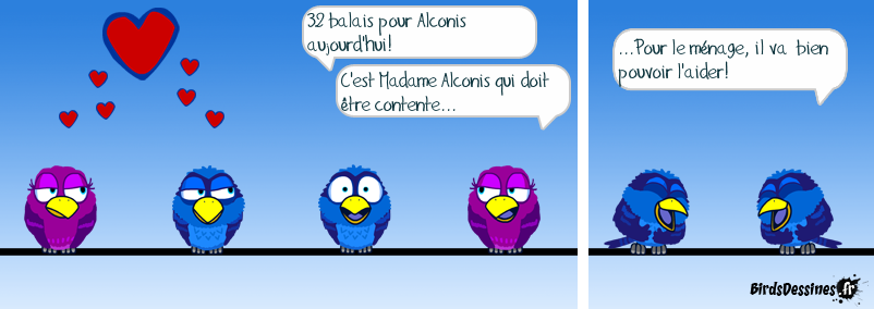 Bon anniversaire Alconis