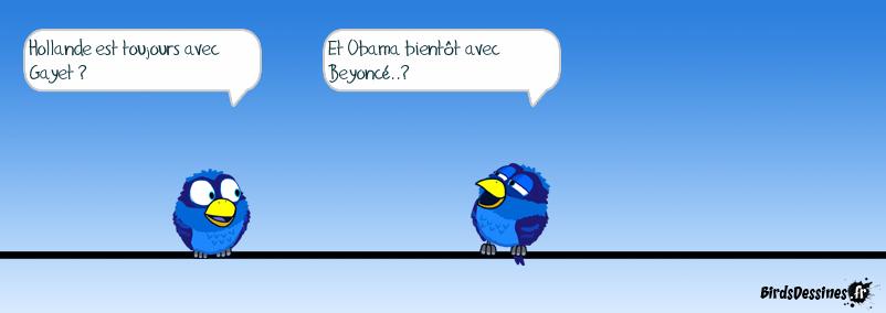 FRANCE AMERIQUE...UN PARTOUT !