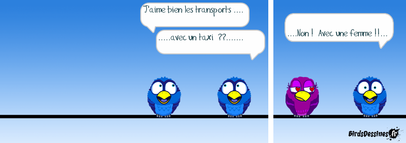 doux transports !
