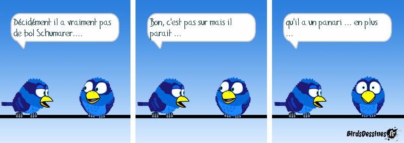 PAS DE BOL....