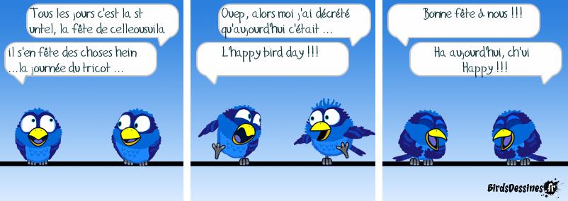 Happy birds day !!!