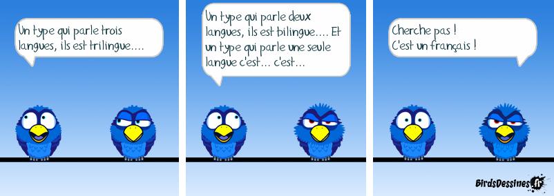 monolingue ???