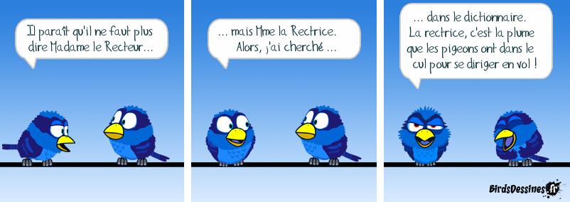 Merci M. Larousse... (ou Le Roux ?)