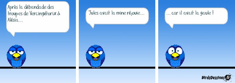 Sacré Jules