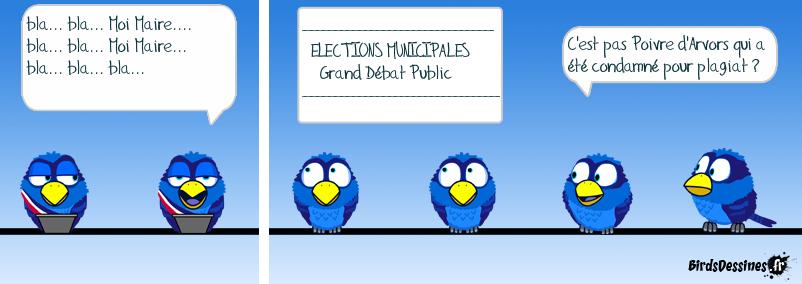 Elections Municipales - Premier tour dimanche prochain