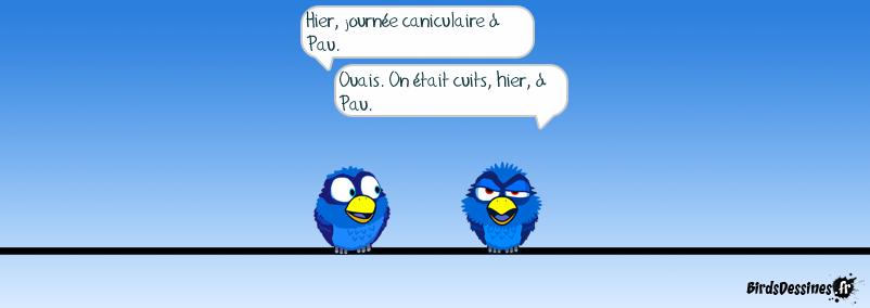 Ça me gave, Pau.