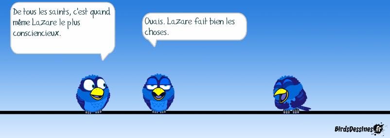 Gare ! Saint-Lazare !