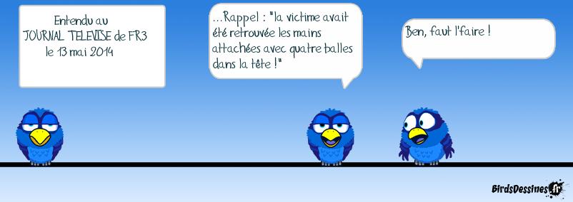 A propos de notre belle langue française...