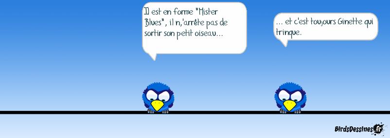 Mister Blues...