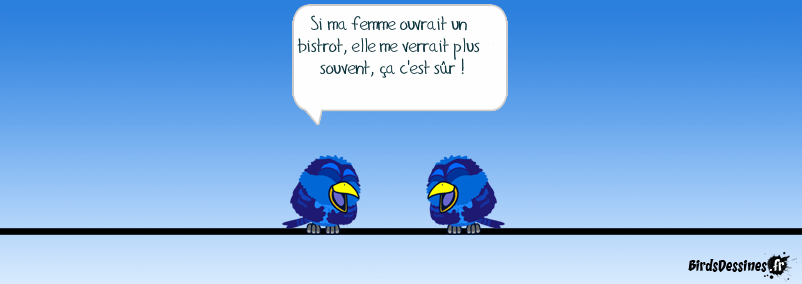 T'as compris Ginette !