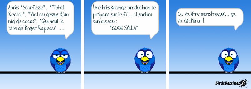 On est tous fans de SYLLA !