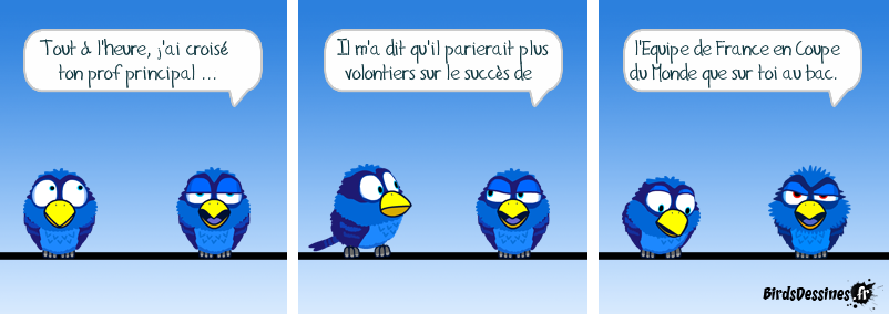 Encourageant !