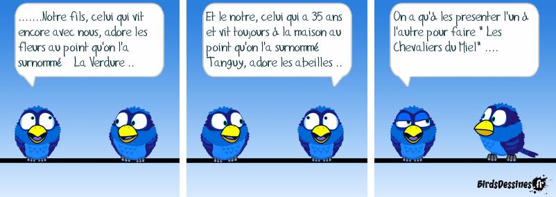 Les Chevaliers du Miel.