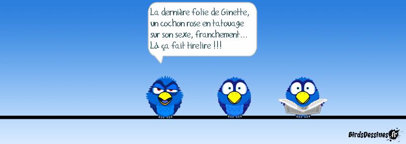 La folie de Ginette