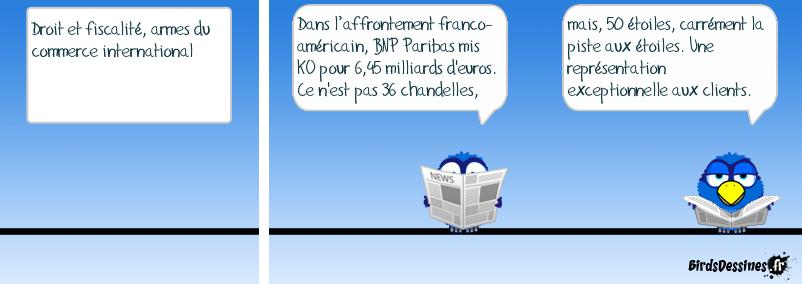 Parisbas coup bas
