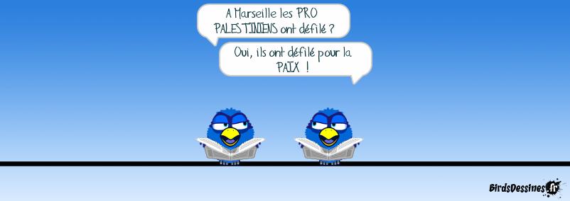 La PAIX à Marseille