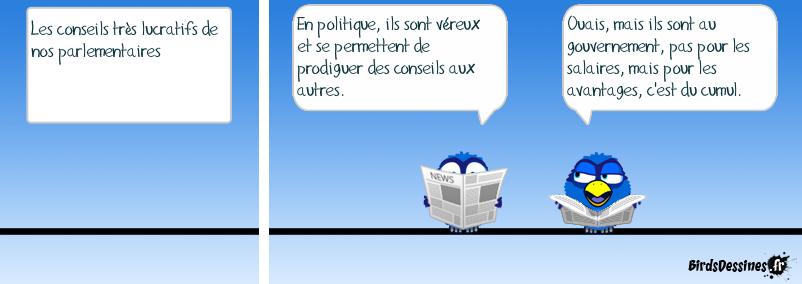 Politique de cumul