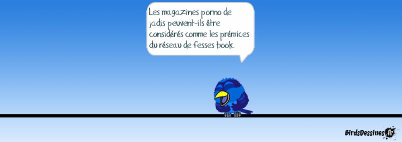 Fesses book