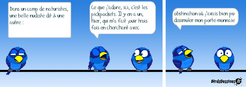 Les pickpockets