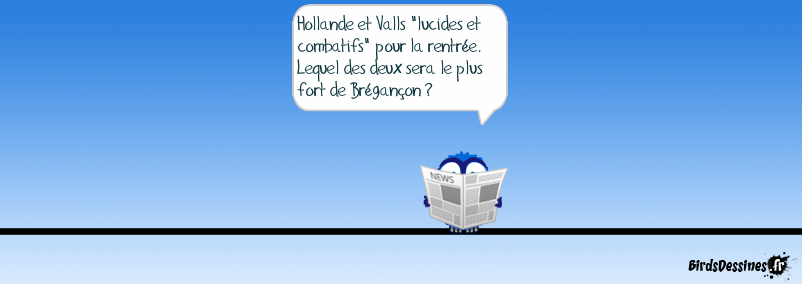 Tête à tête à Brégançon