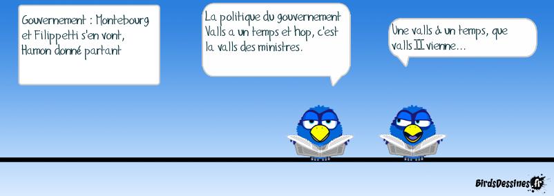 Que Valls 2 vienne
