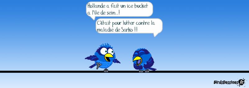 HOLLANDE PREND L'EAU...LA FRANCE BOIT LA TASSE !