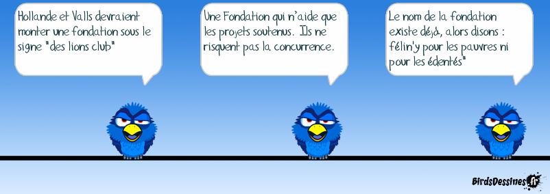 Fondation sans fondement