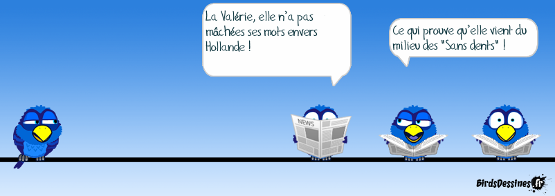 Sacrée Valérie