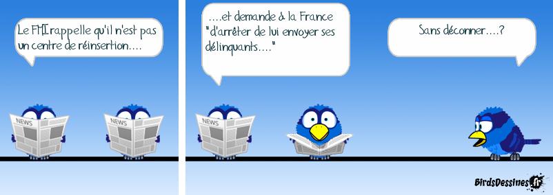 Une autre banqueroute française....