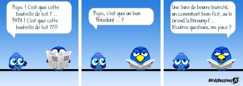 Le meilleur des Présidents