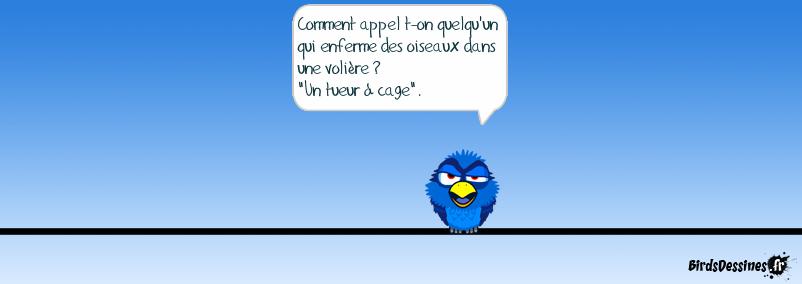 La Cage à birds