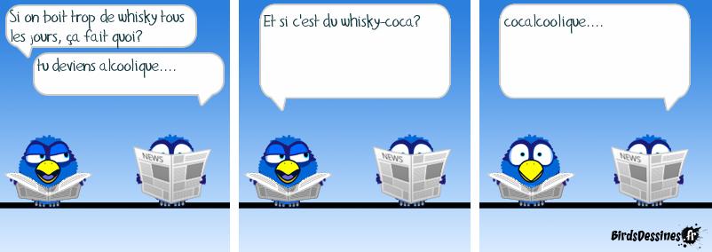 whisky-coca