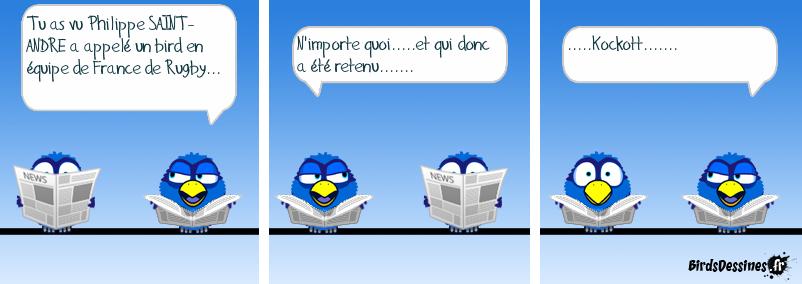 Rug....Bird....