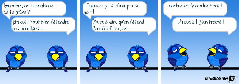 Grève à Air France