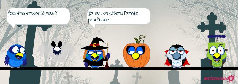 Revivement Halloween