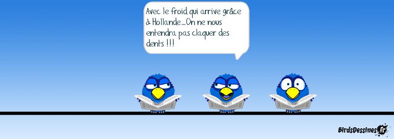 Hollande…Merci pour ce moment