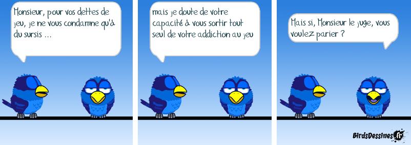 Addiction au jeu